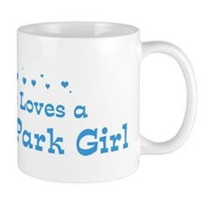 Loves Baldwin Park Girl Mug