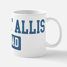 West Allis dad Mug