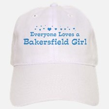 Loves Bakersfield Girl Baseball Baseball Cap