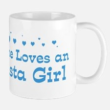 Loves Augusta Girl Mug