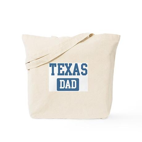 Texas dad Tote Bag