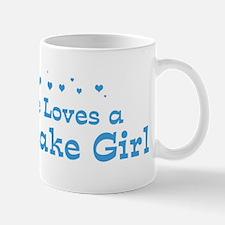 Loves Chesapeake Girl Mug