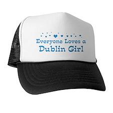 Loves Dublin Girl Trucker Hat