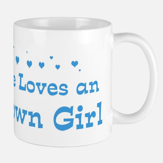Loves Allentown Girl Mug