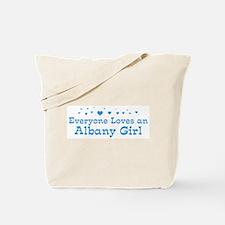 Loves Albany Girl Tote Bag