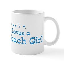 Loves Daytona Beach Girl Mug