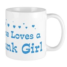 Loves Burbank Girl Mug