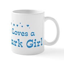 Loves Buena Park Girl Mug