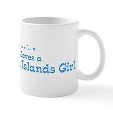 Loves British Virgin Islands Mug
