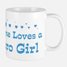 Loves Cicero Girl Mug