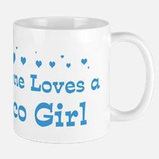 Loves Chico Girl Mug