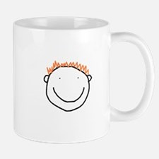 Cute Robby Red Mug