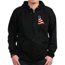 Patriot Lab - Zip Hoodie