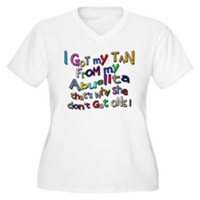 I Got My Tan - Abuelita T-Shirt