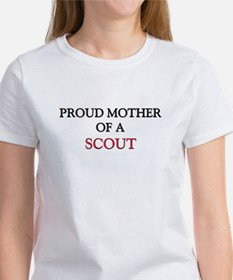 Proud Mother Of A SCOUT Tee