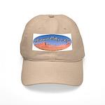 Monument Valley, AZ (oval) Baseball Cap