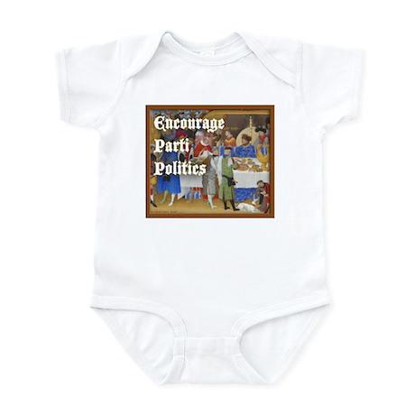 Parti Politics Infant Bodysuit