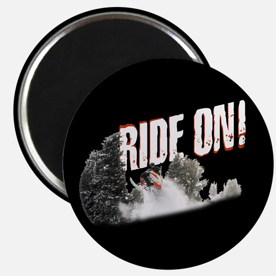 Ride On! Magnet
