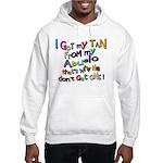 I got my Tan - Abuelo (Grandd Hooded Sweatshirt