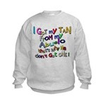 I got my Tan - Abuelo (Grandd Kids Sweatshirt