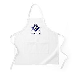 Masonic Taurus BBQ Apron