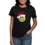 Happy Holidays Women's Dark T-Shirt