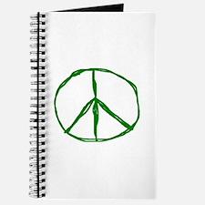Peace - Green Journal
