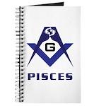 Masonic Pisces Sign Journal