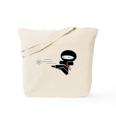 Lil Ninja Tote Bag