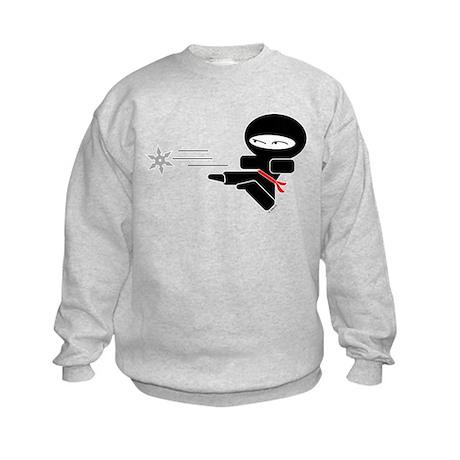 Lil Ninja Kids Sweatshirt