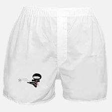 Lil Ninja Boxer Shorts