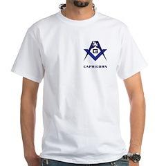 Masonic Capricorn Sign Shirt