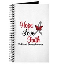 Parkinson'sHopeLoveFaith Journal