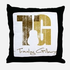 Cute Gill Throw Pillow