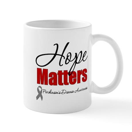 Parkinson'sHopeMatters Mug