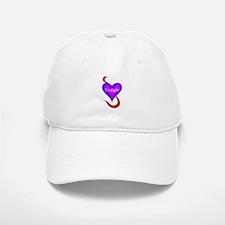 Ribbon of Love Baseball Baseball Cap