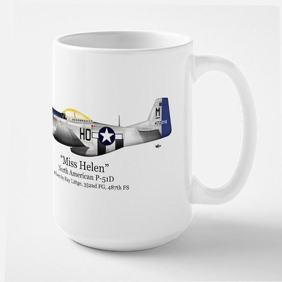 Miss Helen Stuff Large Mug