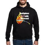 Fire Fighters Do it Hoodie (dark)