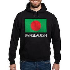 Bangladesh Flag Hoodie