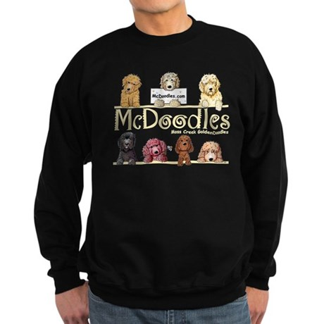 McDoodles Logo Sweatshirt (dark)