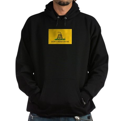 Don't Tread On Me Hoodie (dark)