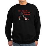 Gothy Little Christmas Sweatshirt (dark)