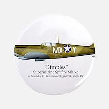 "Dimples/Collinsworth Stuff 3.5"" Button"