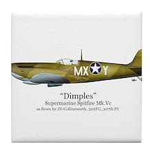 Dimples/Collinsworth Stuff Tile Coaster