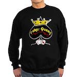 Poker Queen Sweatshirt (dark)