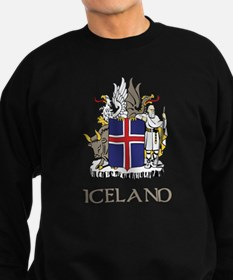 Iceland Coat of Arms Sweatshirt