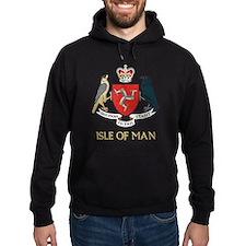 Isle of Man Coat of Arms Hoodie
