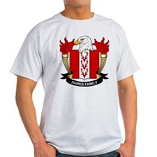 Parks Family Crest T-Shirt
