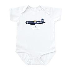18/James Stuff Infant Bodysuit