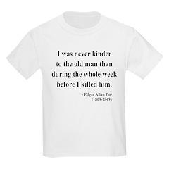 Edgar Allan Poe 20 T-Shirt